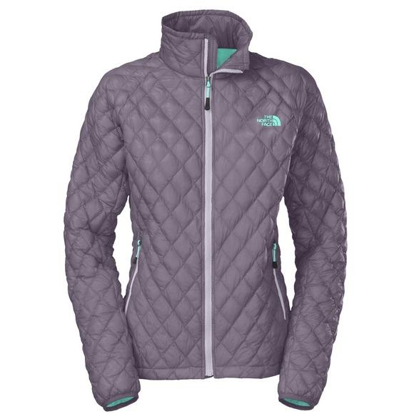 51e5747bef50 North Face Purple Tiffany Blue Thermoball Jacket. M 5a9f4fae8df4706c9edf3fe7